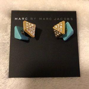 Marc by Marc Jacobs Reversible Stud Earrings